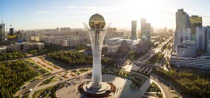 Weltausstellung in Kasachstan